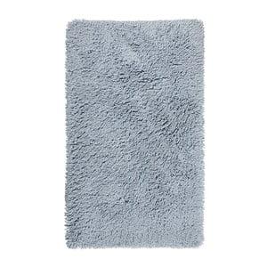 Šedomodrá koupelnová předložka Aquanova Mezzo, 60x 100cm