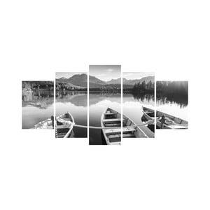 Vícedílný obraz Black&White no. 74, 100x50 cm