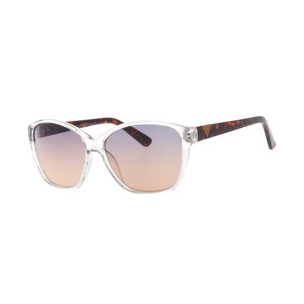 Sluneční brýle Guess White/Brown 49