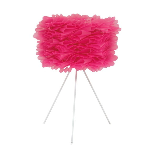 Stolní lampa Foam Pink
