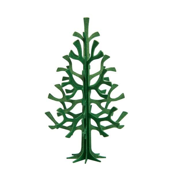 Skládací pohlednice Lovi Spruce Dark Green, 12 cm