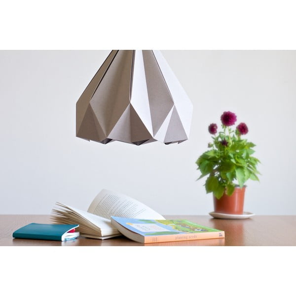 Origamica lustr Spring Light Elegant Grey