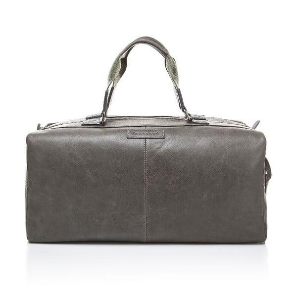 Pánská kožená taška Ferruccio Laconi 102 Dark Green