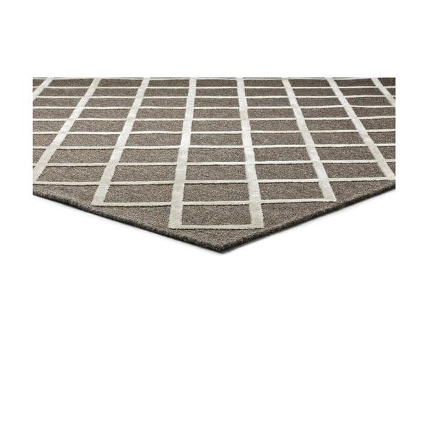 Hnědý koberec Universal Isabella, 170 x 120 cm
