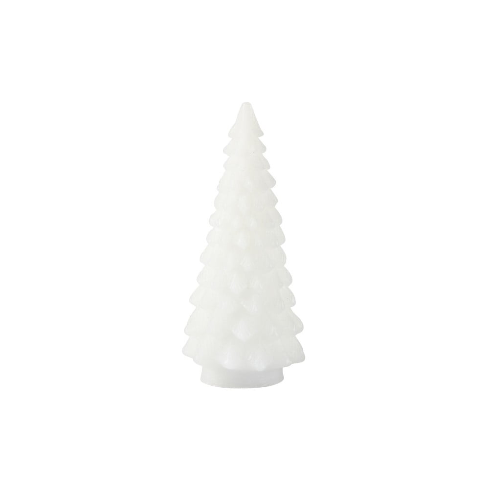 LED svíčka s časovačem Villa Collection Tree, 16,5 cm