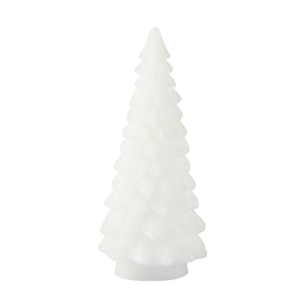 Lumânare cu LED cu temporizator Villa Collection Tree, înălțime 16,5 cm