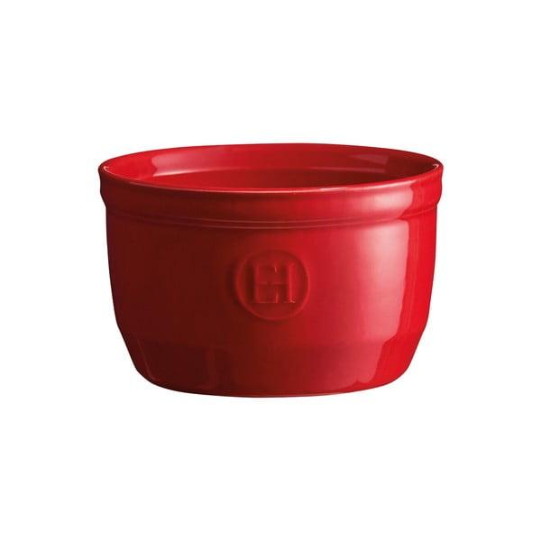 N°10 piros ramekin sütőforma, ⌀ 10 cm - Emile Henry