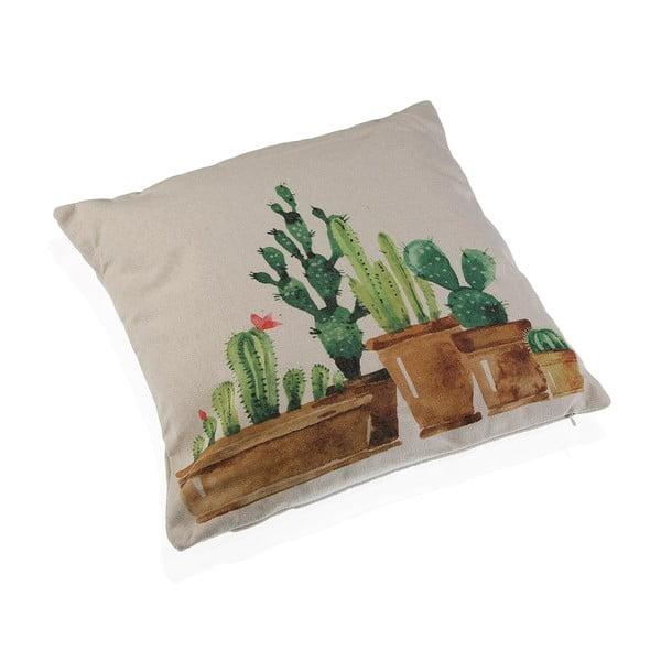Cactus díszpárna, 45 x 45 cm - Versa