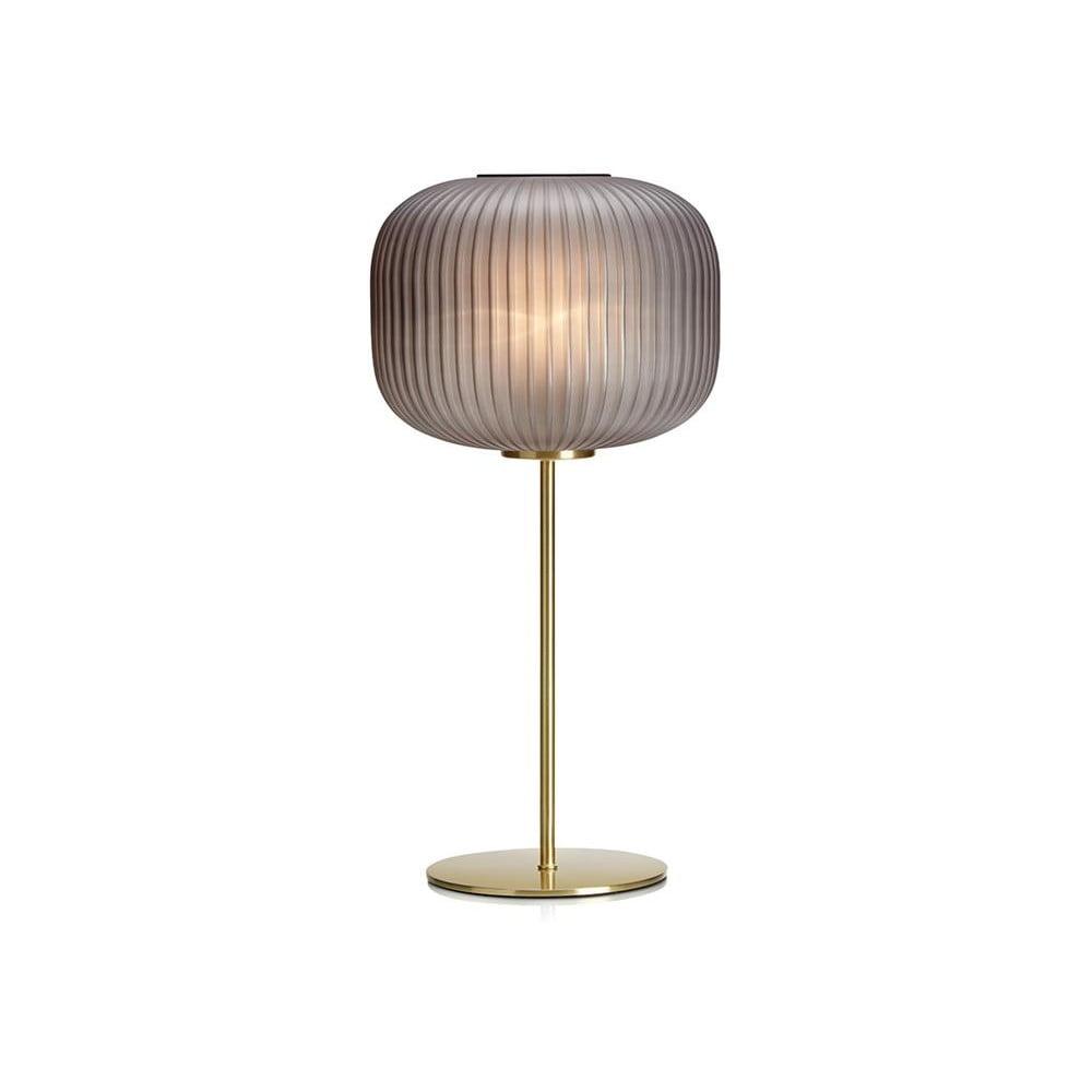 Stolní lampa Markslöjd Sober Table 1L Smoke