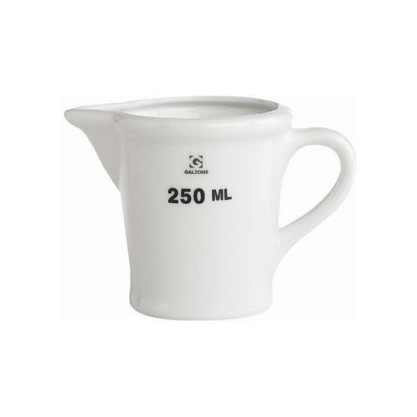 Porcelánová odměrka Galzone 250 ml