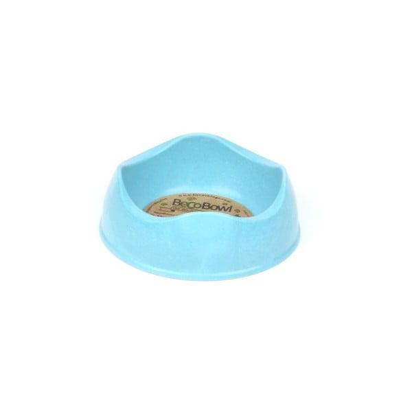 Psí/kočičí miska Beco Bowl 8,5 cm, modrá
