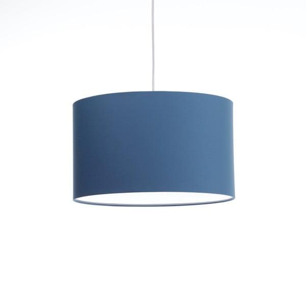Modré stropní světlo 4room Artist, variabilní délka, Ø 42 cm
