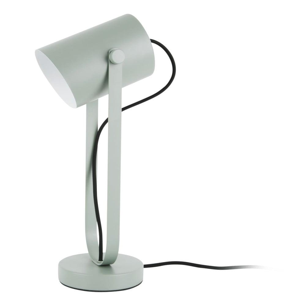 Zelená stolní lampa Leitmotiv Snazzy