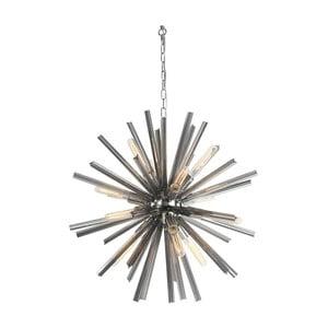 Stropní světlo ve stříbrné barvě Artelore Silves, Ø75cm
