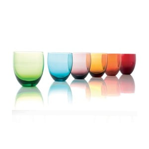 Sada 6 skleniček Bocchiere