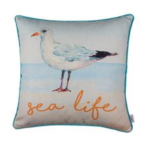 Față de pernă Apolena Seagull Sea Life, 43 x 43 cm