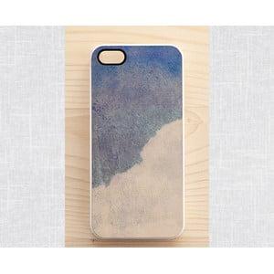 Obal na iPhone 4/4S, Grunge Sky/white