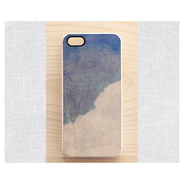 Obal na iPhone 5, Grunge Sky/white