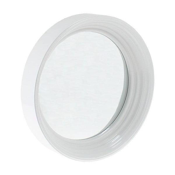Nástěnné zrcadlo In Shiny White, 41 cm