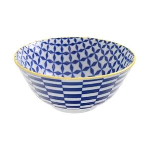 Porcelánová miska Geo Tayo Geometric No3, 15,2x6,7 cm
