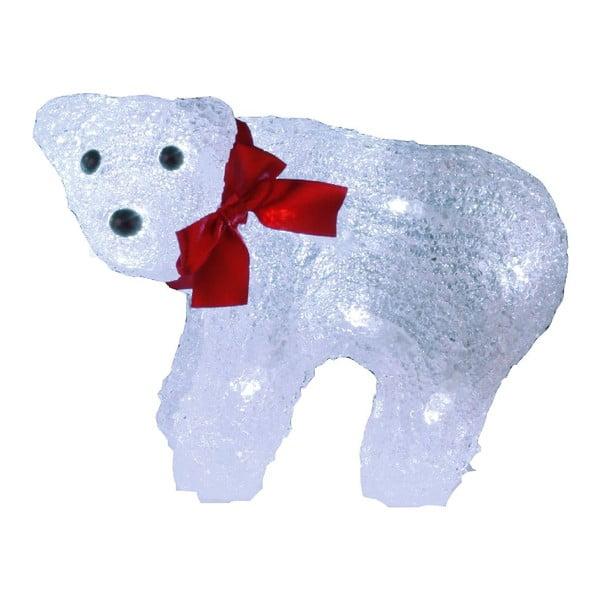 Svítící dekorace Standing Polarbear