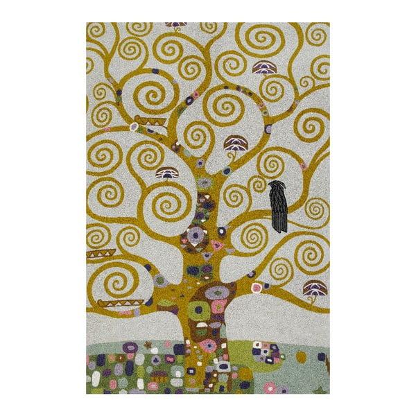 Koberec Klimt Tree of Life, 150x90 cm