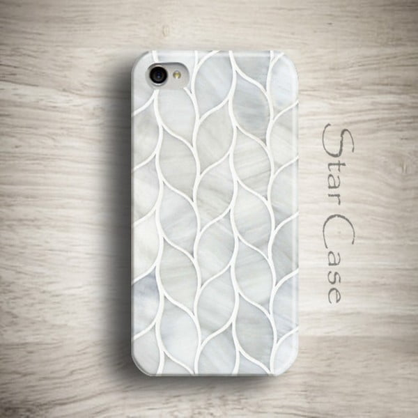 Obal na iPhone 5/5S Marble Grey