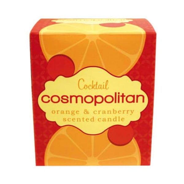 Svíčka s vůní koktejlů Cosmopolitan