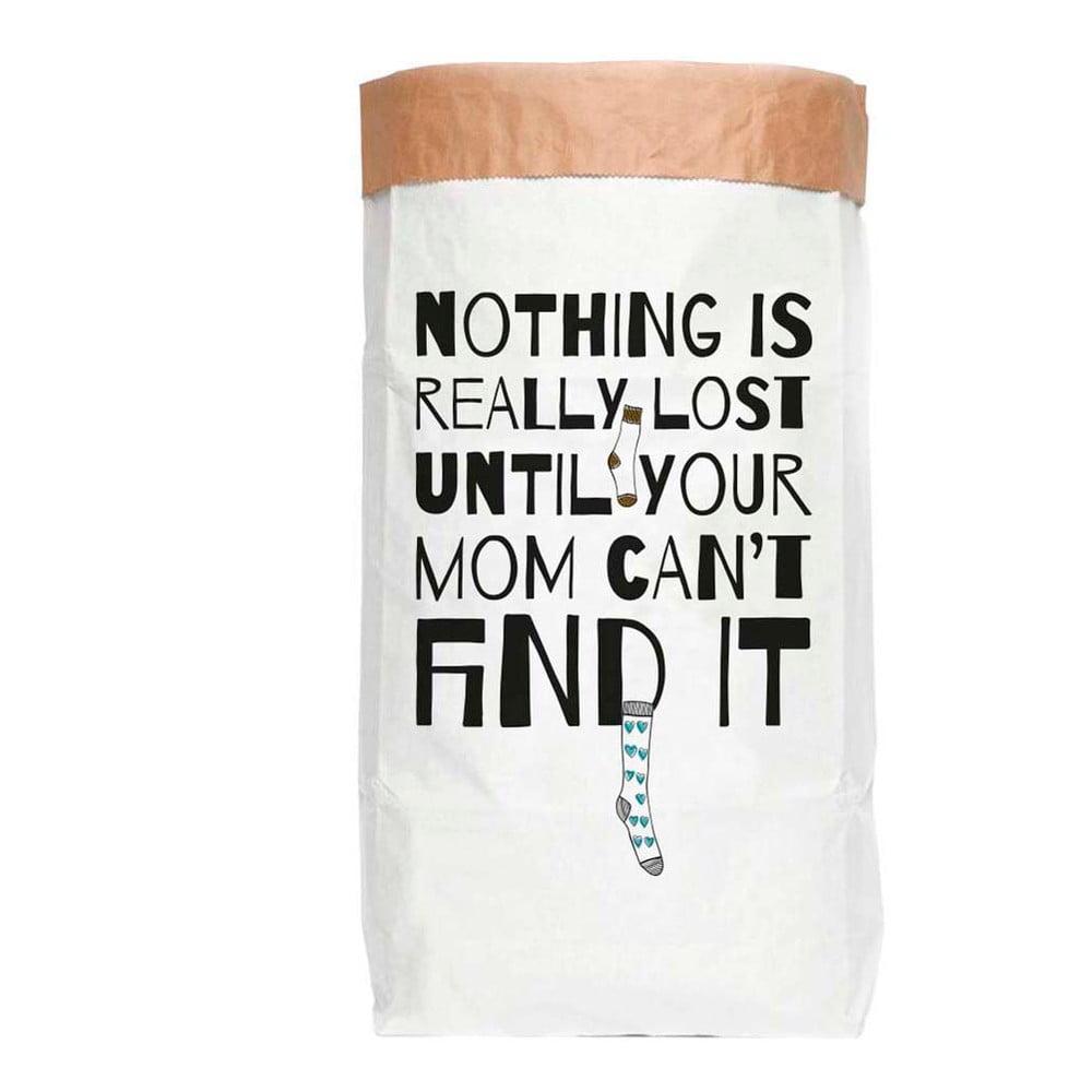 sac din h rtie little nice things super mom bonami. Black Bedroom Furniture Sets. Home Design Ideas