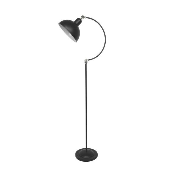 Stojací lampa Old, černá