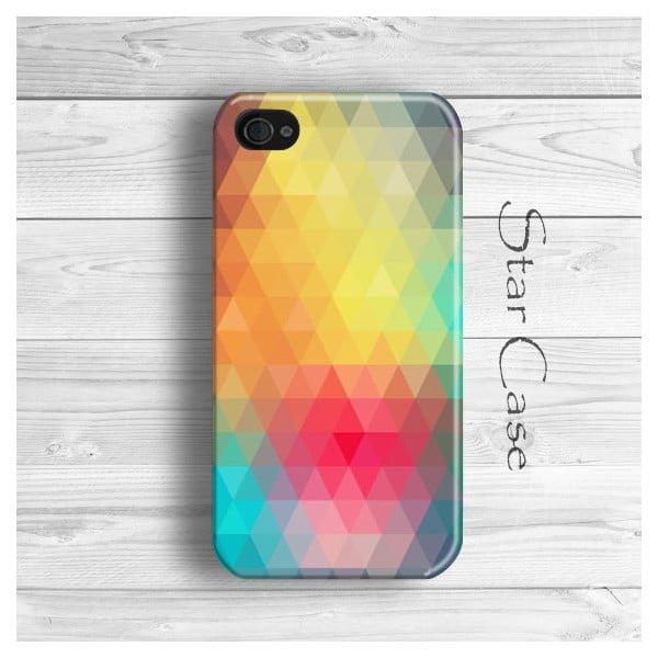 Obal na iPhone 5/5S Rainbow