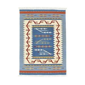Ručně tkaný koberec Bakero Kilim Classic AK03 Mix, 75x125cm