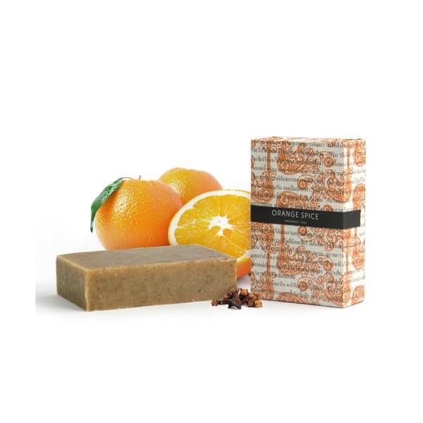 Přírodní mýdlo s kořením a pomerančem HF Living