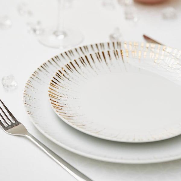 Oválný servírovací talíř Aurum