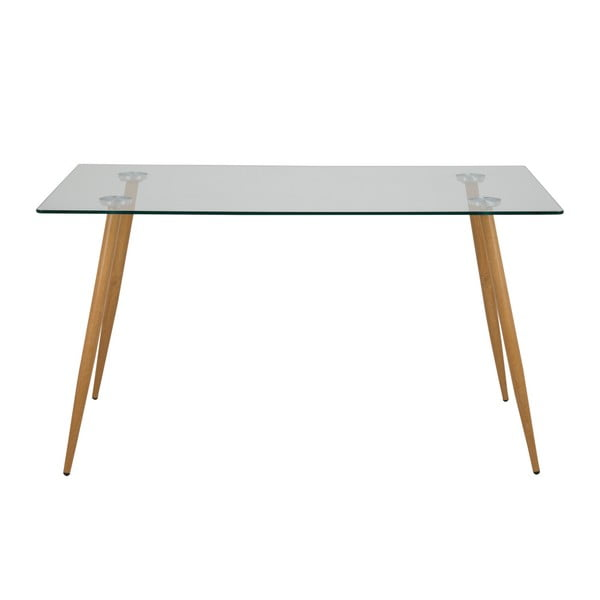 Jedálenský stôl Actona Wilma, 140×75 cm