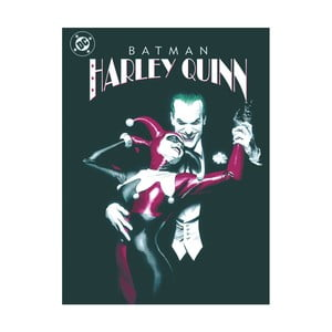 Obraz Pyramid International DC Joker & Harley Quinn Dance, 60 x 80 cm
