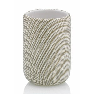 Pahar din ceramică Kela Moreau, bej