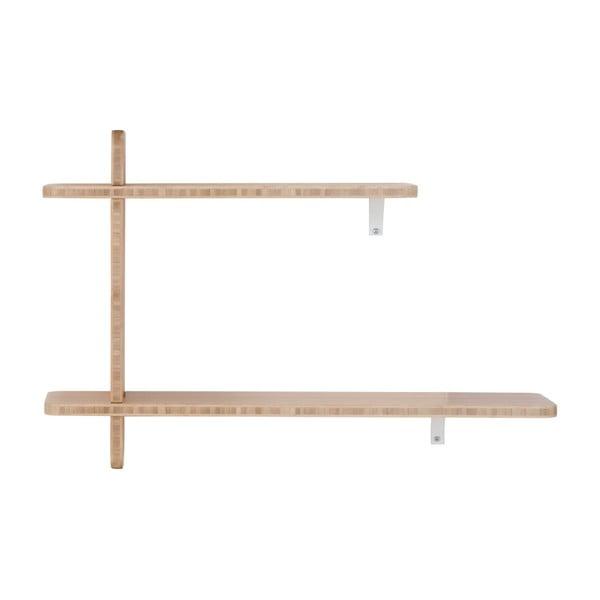 Pravý policový modul z bambusu Mauro Ferretti Bamboo