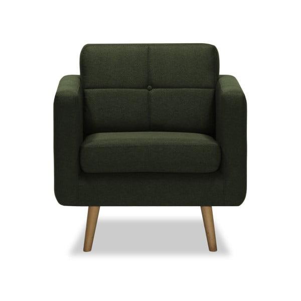 Magnus sötétzöld fotel - Vivonita
