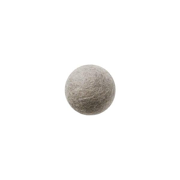 Vlněný háček na stěnu Wow Hanger Grey