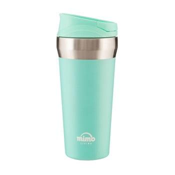 Pahar termos de voiaj Premier Housewares Travel, 380 ml, verde mentă de la Premier Housewares