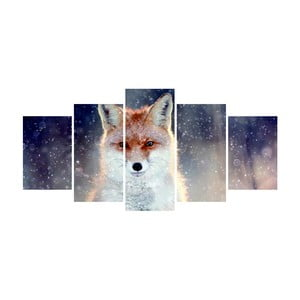 Vícedílný obraz La Maison Des Couleurs Fox