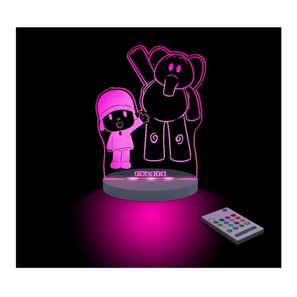 Dětské LED noční světýlko Pocoyo & Eli