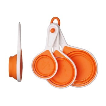 Set măsuri Zing Orange, 4 piese imagine