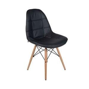 Židle Silla Confort Negra