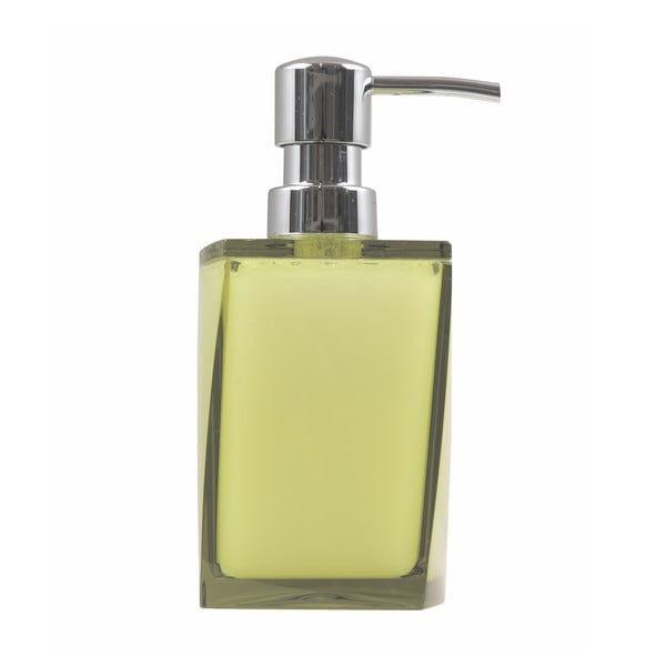 Dávkovač na mýdlo Transparent Pistachio