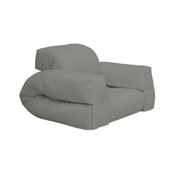 Fotel rozkładany Karup Hippo Gris