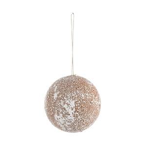 Závěsná dekorace J-Line Ball, ⌀12cm