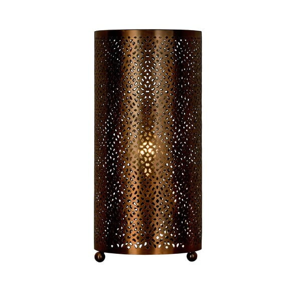 Stolní lampa Aneta Mystik Copper