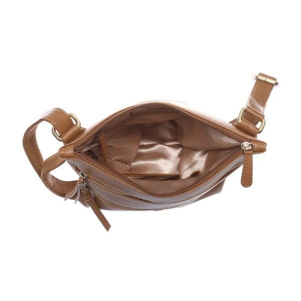 Dámská kožená taška Canterbury Finest Natural Oak